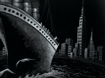 Novecento pianiste - L`Amérique