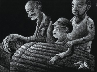 Novecento pianiste - Danny Boodmann meurt